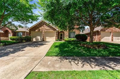 Frisco Single Family Home For Sale: 2736 Cedar Wood Drive