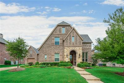 Prosper Single Family Home For Sale: 4280 Mesa Drive