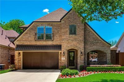 Single Family Home For Sale: 6006 Palo Pinto Avenue