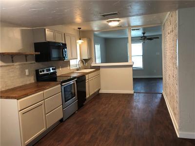 Stephenville Single Family Home For Sale: 1002 E Dodge Street