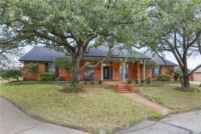 Highland Village Single Family Home Active Option Contract: 452 Moran Drive