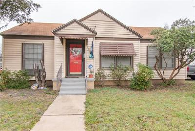 Brownwood Single Family Home For Sale: 2500 Austin
