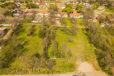 Fort Worth Residential Lots & Land For Sale: 2116 NW 22nd Street