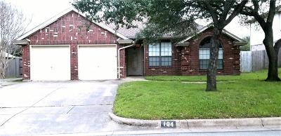 Burleson Single Family Home For Sale: 104 Clover Lane
