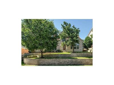 Euless Single Family Home Active Option Contract: 803 Bent Tree Drive