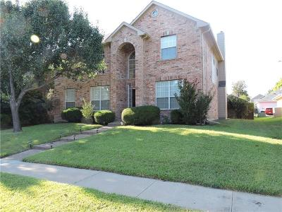Plano Single Family Home For Sale: 4317 Sahara Lane