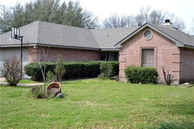 Cedar Hill Single Family Home For Sale: 834 Green Pastures Drive