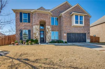 Frisco Single Family Home For Sale: 1165 Clearwater Drive