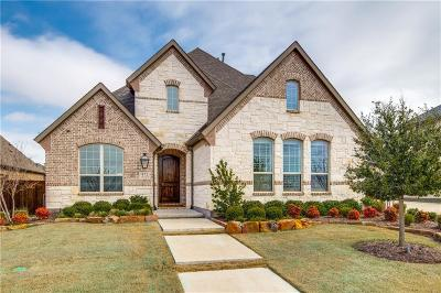 Frisco Single Family Home For Sale: 872 Cedar Ranch Road