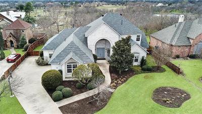 Denton Single Family Home For Sale: 19 Royal Oaks Circle