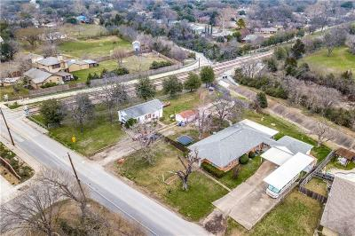 Single Family Home For Sale: 6909 Fisher Road