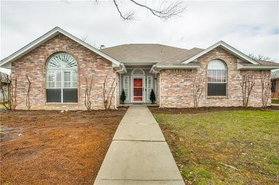 North Richland Hills Single Family Home For Sale: 4021 Chapel Park Drive