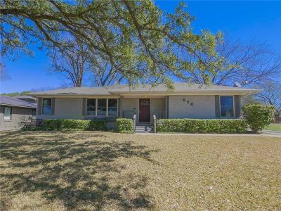 Single Family Home For Sale: 576 N Buckner Boulevard