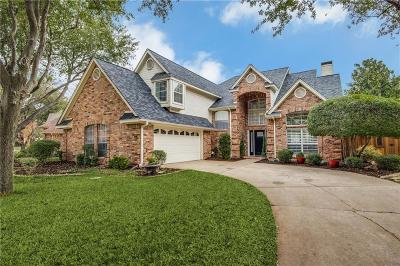 Collin County Single Family Home For Sale: 10800 Promise Land Drive