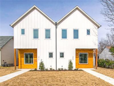 Fort Worth Single Family Home For Sale: 3908 Bryce Avenue