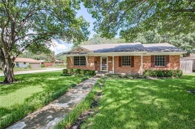 Richardson Single Family Home For Sale: 301 S Weatherred Drive
