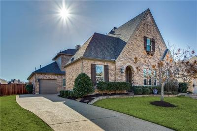 Prosper Single Family Home For Sale: 781 Hawthorn Drive
