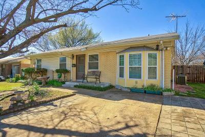 Hurst, Euless, Bedford Single Family Home Active Option Contract: 204 Ridgecrest Drive