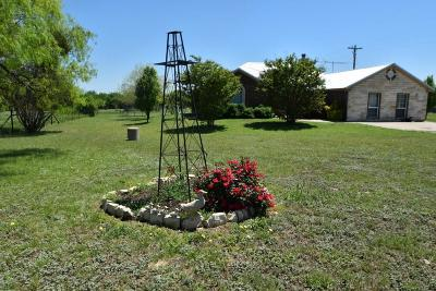 Stephenville Single Family Home Active Option Contract: 425 County Road 275