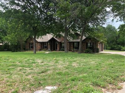 Weatherford Single Family Home For Sale: 365 Miramar Circle