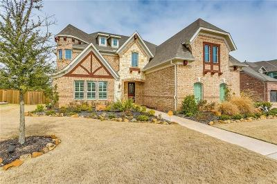 Keller Single Family Home For Sale: 1437 Latigo Lane