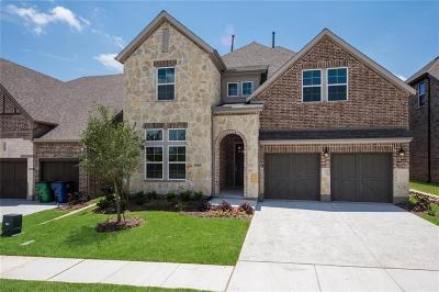 McKinney Single Family Home For Sale: 8549 Royal County Down Drive