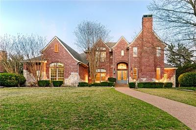 McKinney Single Family Home For Sale: 2840 Hidden Creek Lane