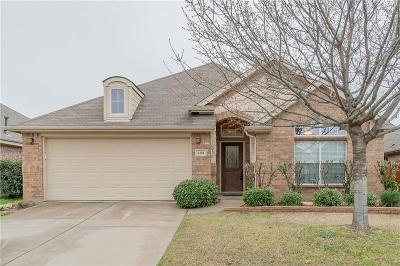 Little Elm Single Family Home For Sale: 2104 Scott Creek Drive