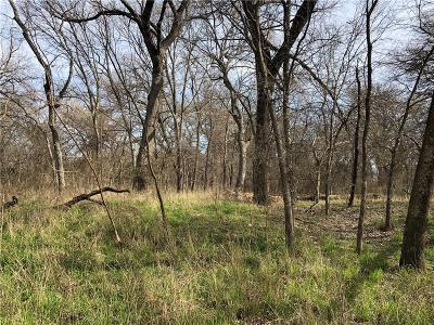 Denton County Residential Lots & Land For Sale: 3260 Creekside Drive