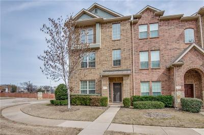 Carrollton Townhouse For Sale: 2142 McParland Court