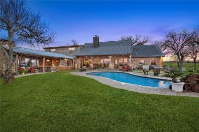 Denton County Farm & Ranch For Sale: 9494 Waide Road