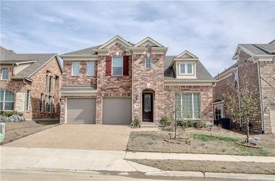 Little Elm Single Family Home For Sale: 401 Cavanal Hill Drive