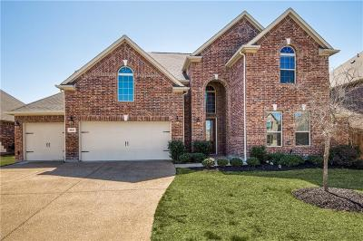 Frisco Single Family Home For Sale: 9827 Amberwoods Lane