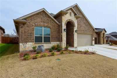 Denton Single Family Home For Sale: 3617 Helm Lane
