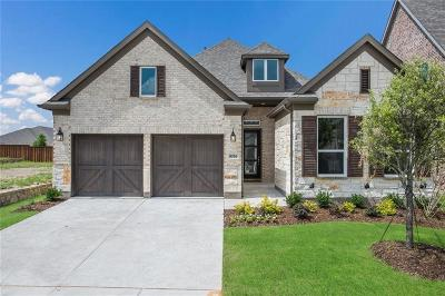 McKinney Single Family Home For Sale: 8556 Royal County Down Drive
