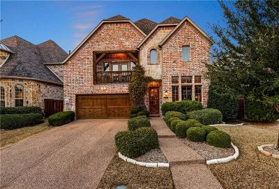 Frisco Single Family Home Active Option Contract: 56 Secluded Pond Drive