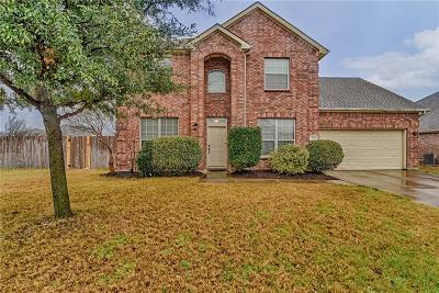 Mansfield TX Single Family Home For Sale: $305,000