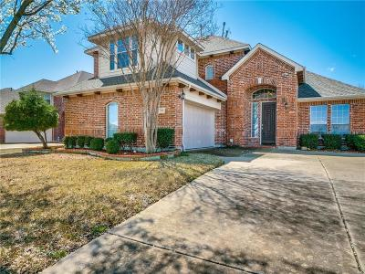 Richardson Single Family Home Active Option Contract: 3021 Brookvale Drive