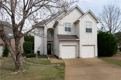 Irving Single Family Home For Sale: 7608 Lakecrest Circle