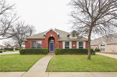 North Richland Hills Single Family Home For Sale: 6508 Aberdeen Drive