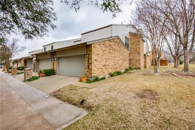 Townhouse Active Option Contract: 12349 Montego Plaza