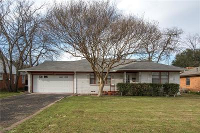 Richardson  Residential Lease For Lease: 403 Frances Way