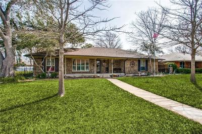 Garland Single Family Home For Sale: 2514 Sylvan Drive