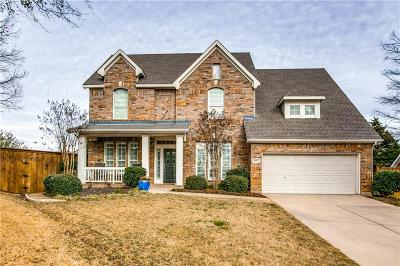 Grapevine TX Single Family Home Active Option Contract: $549,000