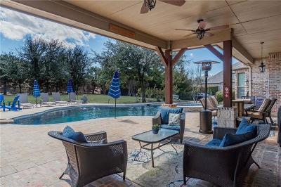 Prosper Single Family Home For Sale: 1450 Woodhaven Drive