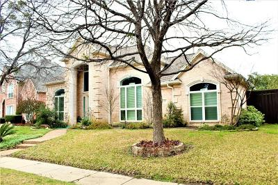 Coppell Single Family Home For Sale: 1418 Biltmore Court
