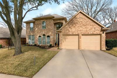 Garland Single Family Home For Sale: 338 Rivercove Drive