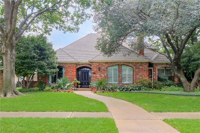 Plano Single Family Home For Sale: 5824 Wavertree Lane