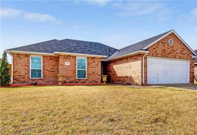 Rowlett Single Family Home Active Option Contract: 7317 Normandy Road