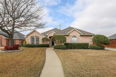 North Richland Hills Single Family Home Active Option Contract: 8205 Lost Maple Drive